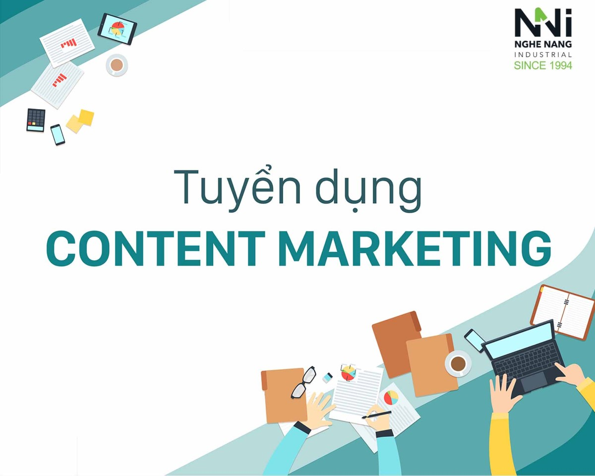 Tuyển dụng content marketing-copy writer